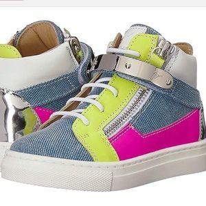 HP🤩 GIUSEPPE ZANOTTI TODDLER sneaker